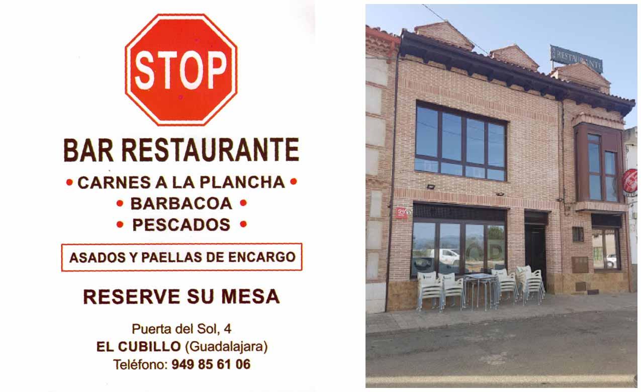 Bar Restaurante Stop