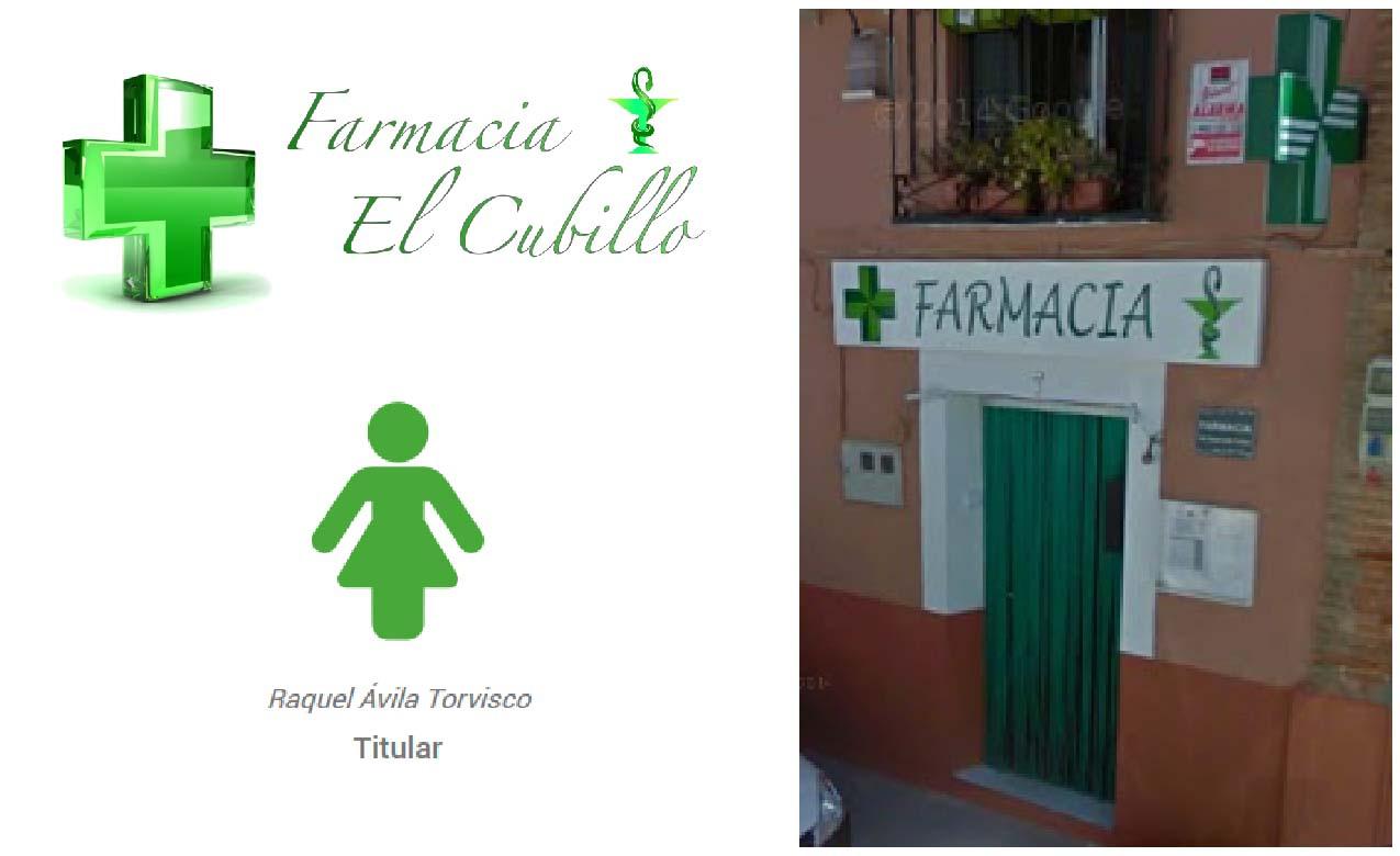 Farmacia El Cubillo