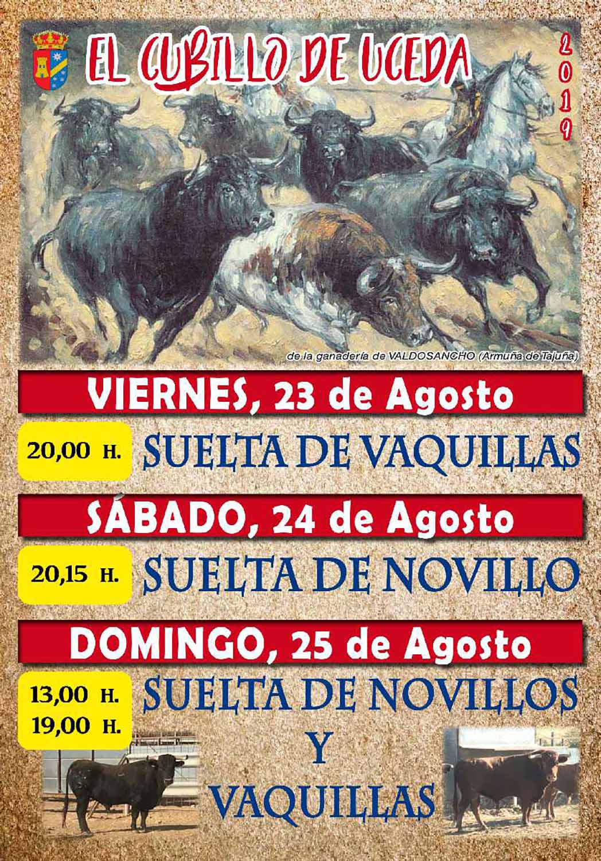 Fiestas El Cubillo 2019 02
